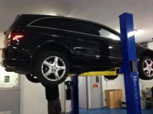 メルセデスベンツ車検