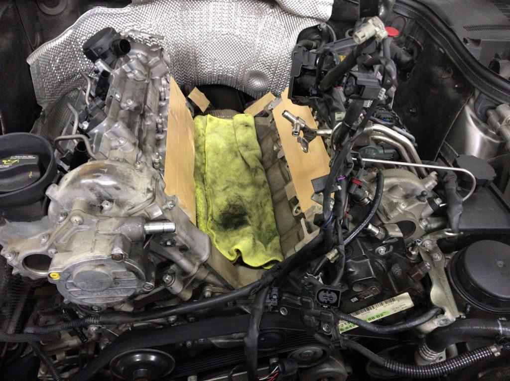 ベンツオイル漏れ修理を格安で修理します【ベンツ修理相談室】