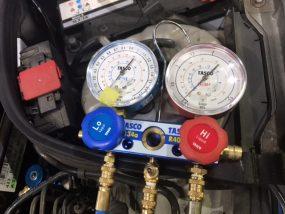 ガス漏れ診断