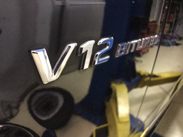 ベンツW221 ABC故障修理