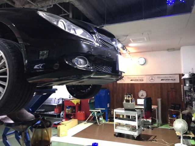 ベンツ修理横浜|ベンツ修理専門店のタカ