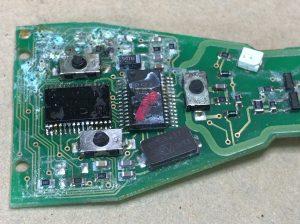 ベンツ電子キー修理