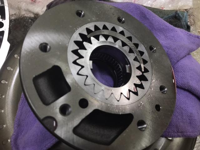 ベンツ7速の2速固定を安く修理