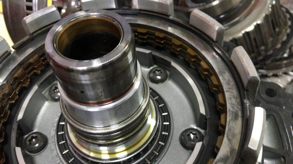 ベンツ7速AT修理が安いベンツ認証工場