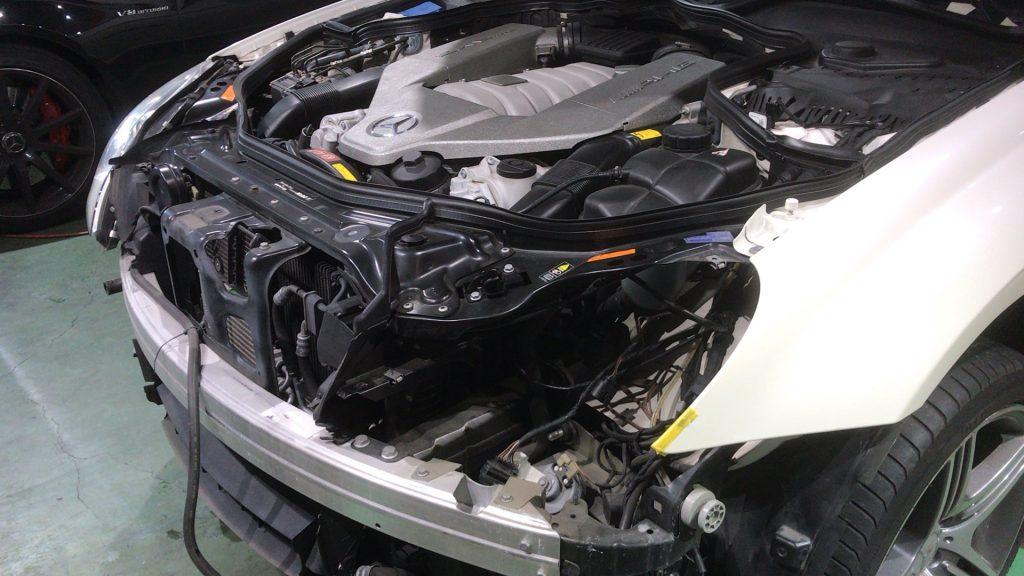 ベンツ修理は横浜のベンツ専門認証工場のタカコーポレーション