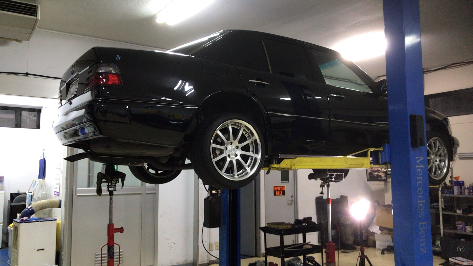 W124オートマ
